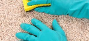 Удаление пятен от клея: как подобрать растворитель