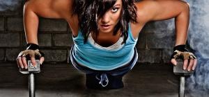 Как накачать тело без тренажеров