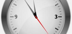 Как на сайте сделать часы