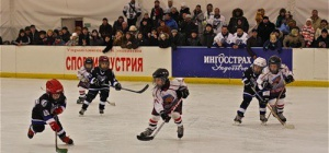 Как научить ребенка играть в хоккей