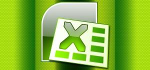 Как в Excel переименовать столбец
