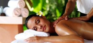 Как делать масаж спины