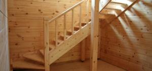 Как сделать межэтажную лестницу