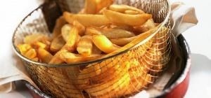 Как нарезать картофель соломкой