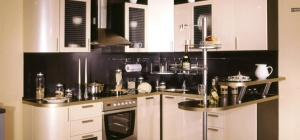 Как можно отделать кухню