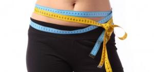 Как не набрать снова вес