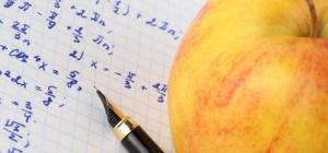 Как найти определитель матрицы 3 порядка