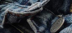 Как оттереть жвачку от джинс