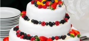 Как сделать многоярусный торт