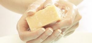Как отмыть клей от рук