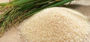 Как варить краснодарский рис