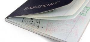 Как заполнить заявление на загранпаспорт на пенсионера