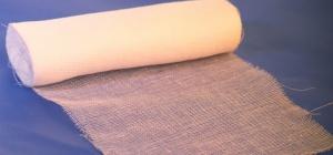 Как шить марлевую повязку