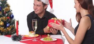 Как отметить Новый год с мужем