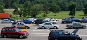 Куда эвакуировали машину