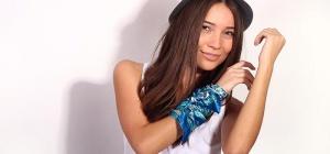 Как завязывать платок на руке