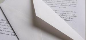Как написать адрес в английском языке
