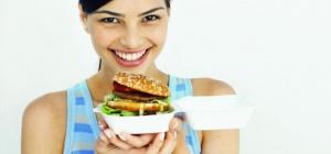Как нужно есть, чтобы поправиться