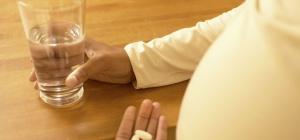 Как нужно принимать фолиевую кислоту беременным