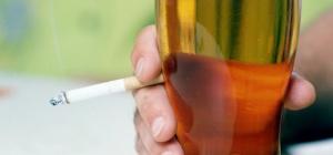 Как не пить и не курить в 2018 году