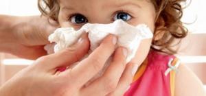 Как быстро вылечить кашель и насморк у ребенка