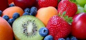 Как оформить красиво фрукты