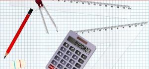 Как определить высоту треугольника