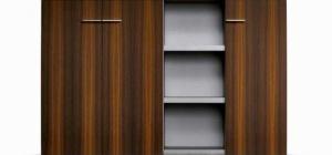 Как обновить полированный шкаф