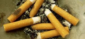 Как облегчить отказ  от курения