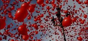 Куда улетают воздушные шарики