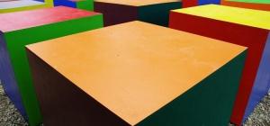 Как найти площадь квадрата куба