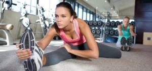 Как быстро растянуть мышцы