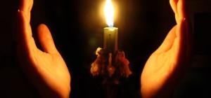 Как без огня зажечь свечу