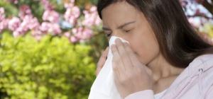 Как облегчить аллергию