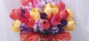 Как лучше подарить цветы