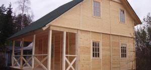 Как быстро построить домик