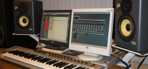 Как настроить компьютер для звукозаписи