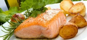 Как быстро приготовить рыбу