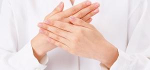 Как отмыть руки от чернил