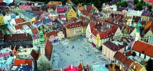 Как проводятся Дни старого города в Таллинне