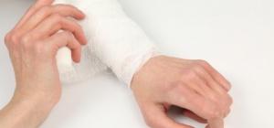 Как остановить кровотечение при ранении артерии
