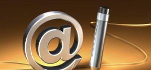 Как сделать запись в e-mail