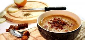 Как приготовить куриный суп-крем с овощами