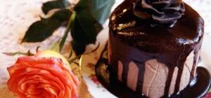 Как приготовить миндальный кекс с черносливом