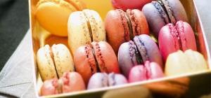 Как приготовить миндальные печенья