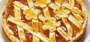 Как испечь абрикосовый пирог