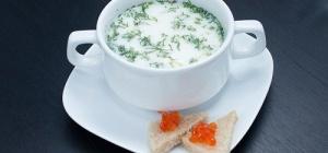 Как приготовить сливочный суп из красной рыбы