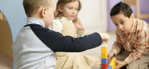 Что необходимо для детских садов