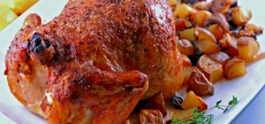 Как приготовить курицу с прованскими травами