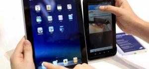 Как Apple удалось остановить продажи планшетника Samsung